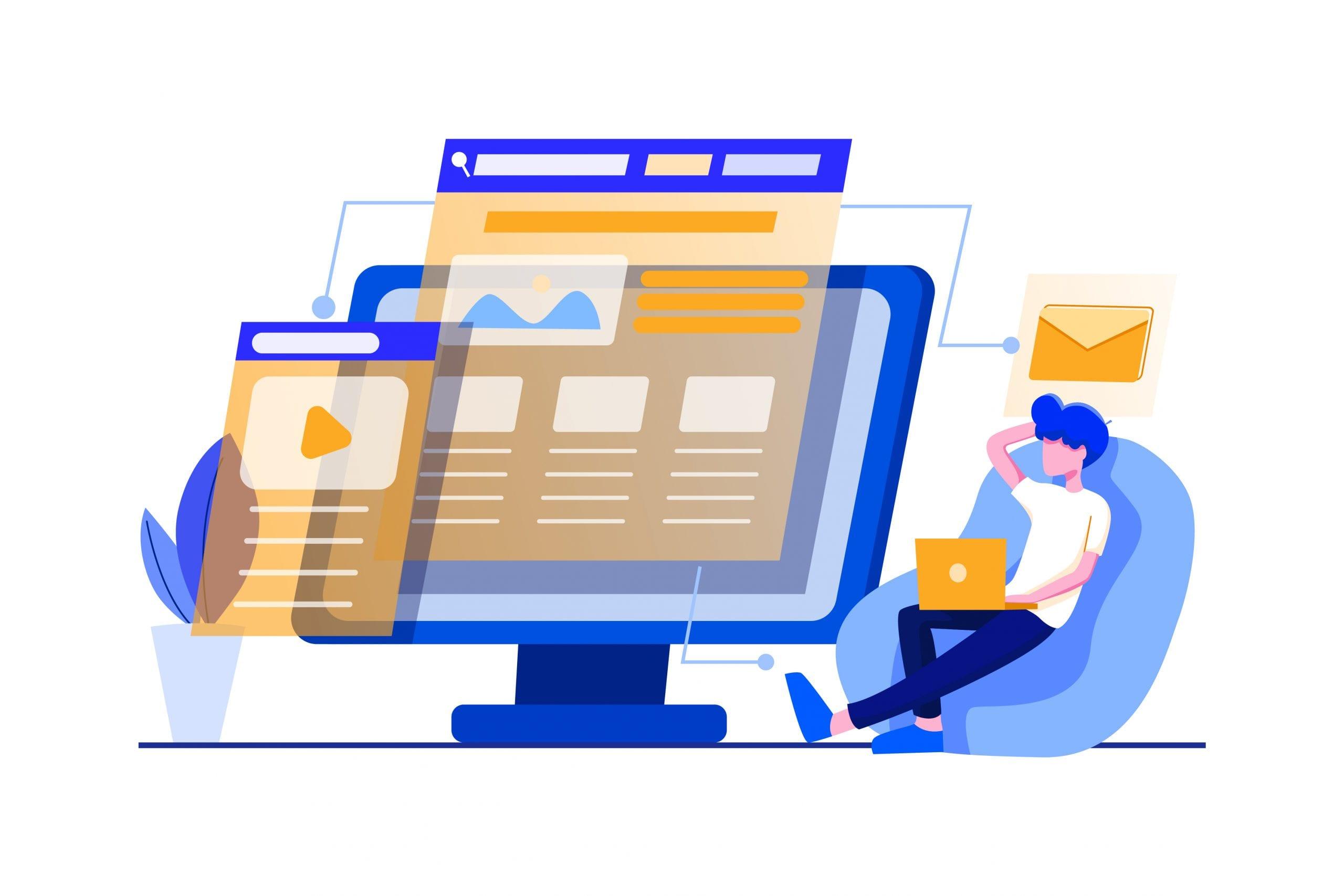 Jak wygląda proces budowy strony internetowej?