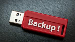 bezpieczeństwo WordPressa - backup